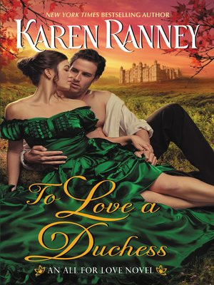 cover image of To Love a Duchess