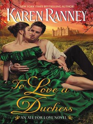 Karen Ranney · OverDrive (Rakuten OverDrive): eBooks