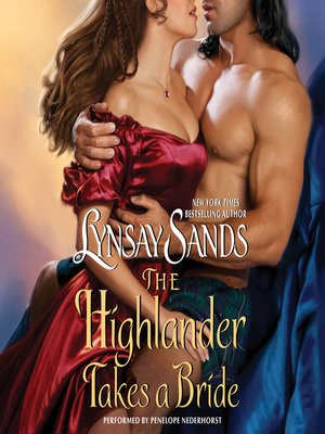 cover image of The Highlander Takes a Bride