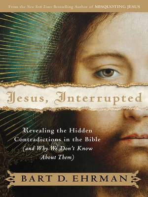 cover image of Jesus, Interrupted