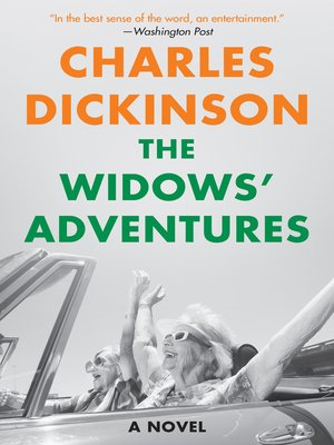 cover image of The Widows' Adventures