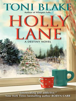 cover image of Holly Lane