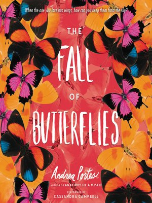 cover image of The Fall of Butterflies