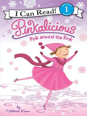 cover image of Pink Around the Rink