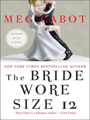 cover image of The Bride Wore Size 12