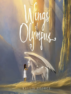 cover image of Wings of Olympus