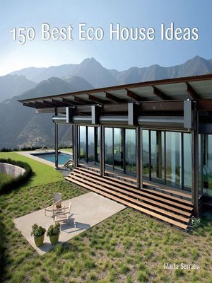 cover image of 150 Best Eco House Ideas