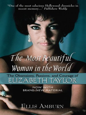 cover image of The Most Beautiful Woman in the World