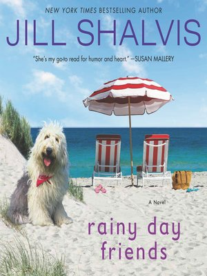 cover image of Rainy Day Friends