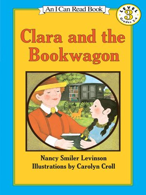 cover image of Clara and the Bookwagon