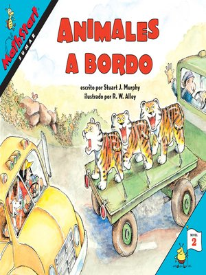 cover image of Animales a bordo (Animals on Board)