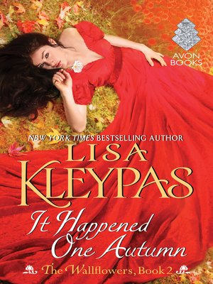cover image of It Happened One Autumn