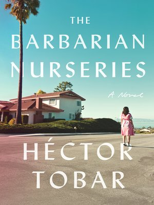 cover image of Barbarian Nurseries