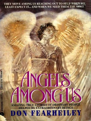 cover image of Angels Among Us