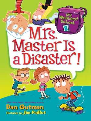 cover image of Mrs. Master Is a Disaster!