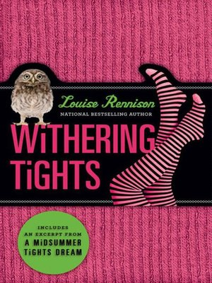cover image of Withering Tights with Bonus Material