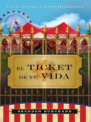 cover image of El Ticket de Tu Vida