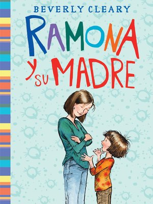 cover image of Ramona y su madre