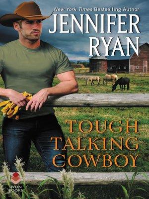 cover image of Tough Talking Cowboy
