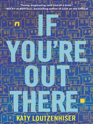 cover image of If You're Out There