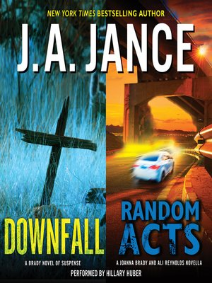 cover image of Downfall + Random Acts