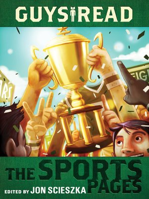 cover image of The Sports Pages