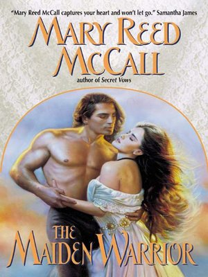 cover image of The Maiden Warrior