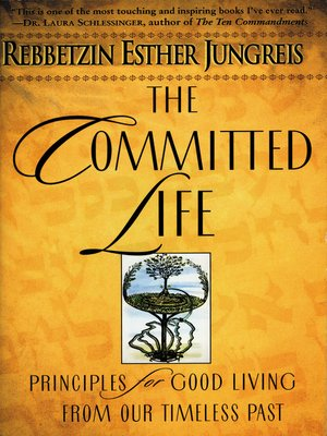 cover image of The Committed Life