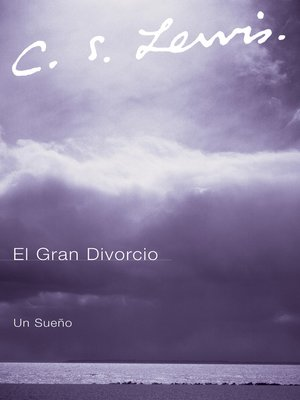 cover image of El Gran Divorcio
