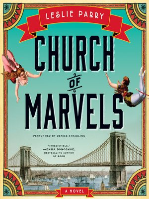 cover image of Church of Marvels