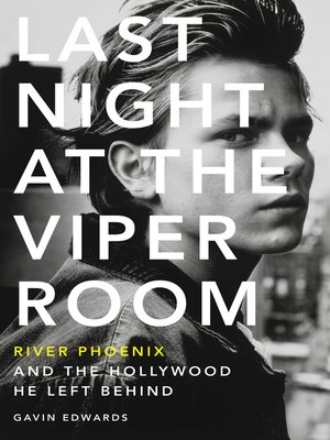 cover image of Last Night at the Viper Room