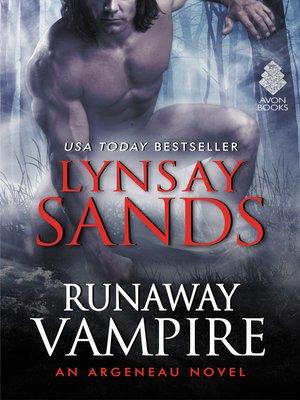 cover image of Runaway Vampire