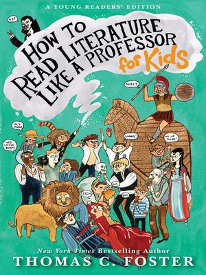 cover image of How to Read Literature Like a Professor