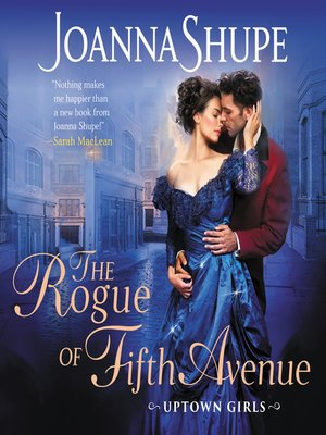 cover image of The Rogue of Fifth Avenue