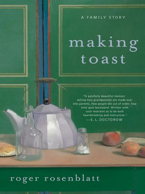 cover image of Making Toast