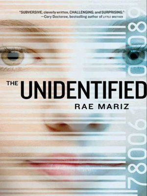 cover image of The Unidentified