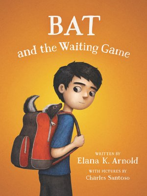 cover image of Bat and the Waiting Game