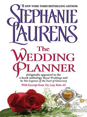 cover image of The Wedding Planner