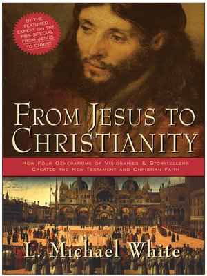 cover image of From Jesus to Christianity