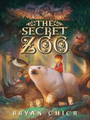 cover image of The Secret Zoo