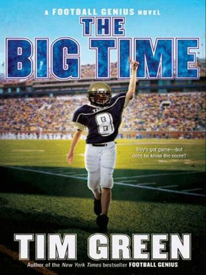 cover image of The Big Time