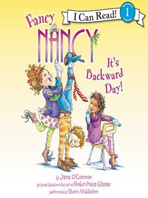 cover image of It's Backward Day!