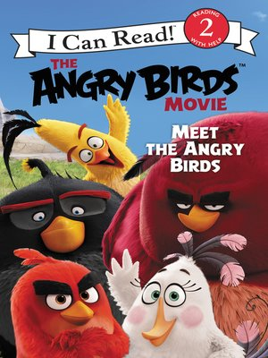 cover image of Angry Birds ICR #1