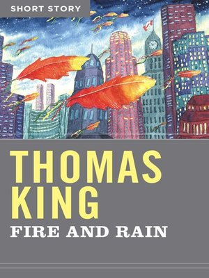 cover image of Fire and Rain
