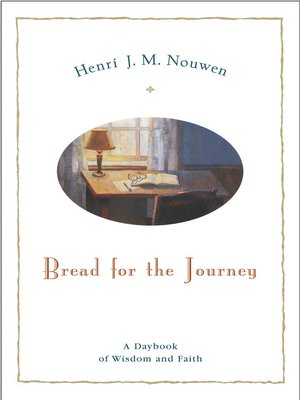 cover image of Bread for the Journey