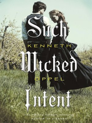 cover image of Such Wicked Intent