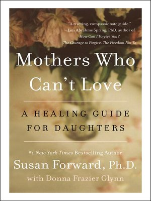 cover image of Mothers Who Can't Love