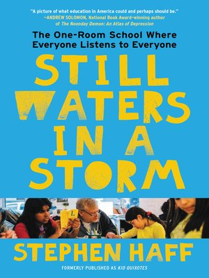 cover image of Kid Quixotes