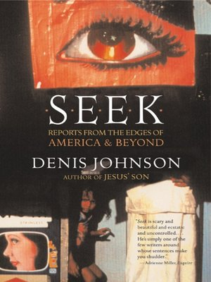 cover image of Seek