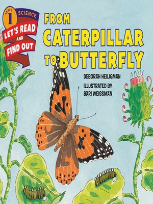 cover image of From Caterpillar to Butterfly